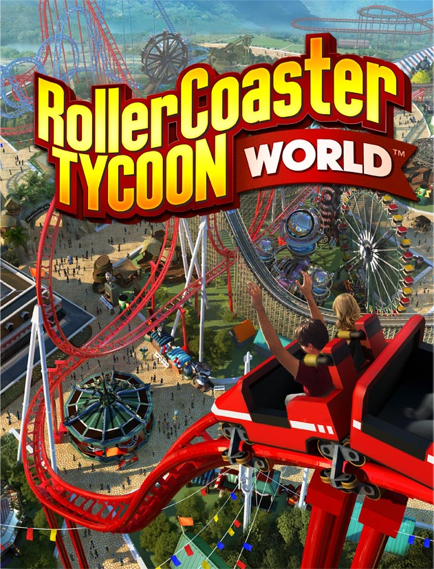 RollerCoaster Tycoon World Crack PC