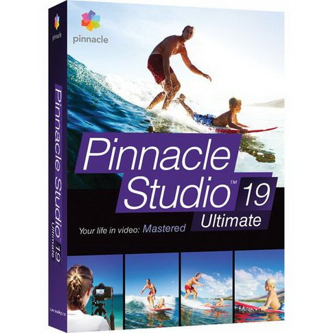 Pinnacle Studio Ultimate 19 Crack