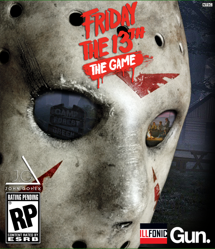 Crack Friday the 13th The Game