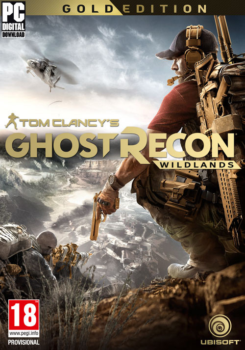 Télécharger et jouer le jeu Tom Clancy's Ghost Recon Wildlands