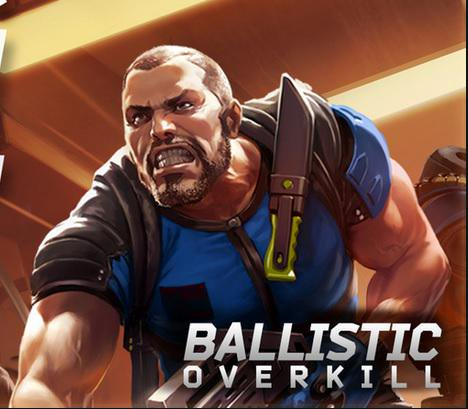 Ballistic Overkill Crack PC