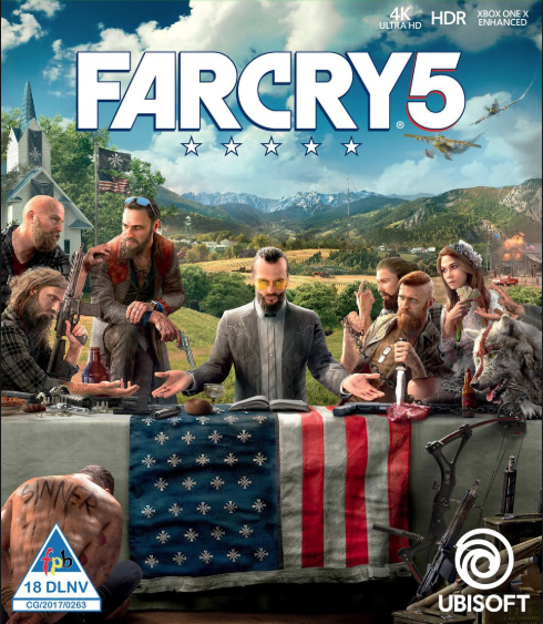 Far Cry 5 Crack
