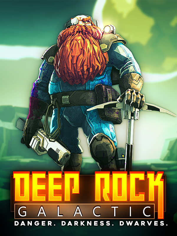 Deep Rock Galactic Crack