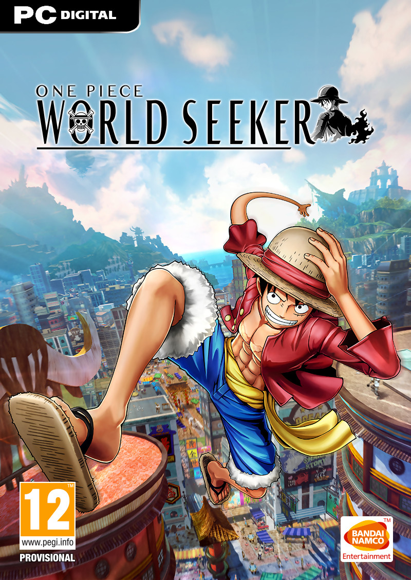 ONE PIECE World Seeker Crack