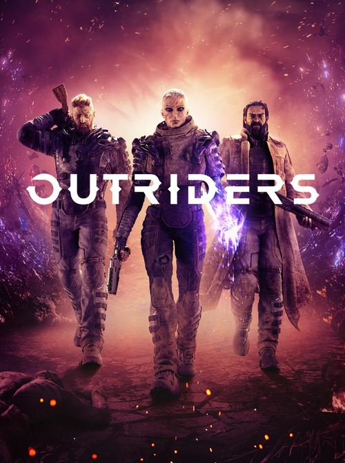 OUTRIDERS Crack